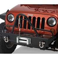Jeep Wrangler (JK) 2016 Brush & Grille Guards Brush Guards