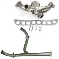Hyundai Tucson 2013 Replacement Parts Exhaust