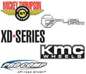 Truck and Jeep Wheel Brands