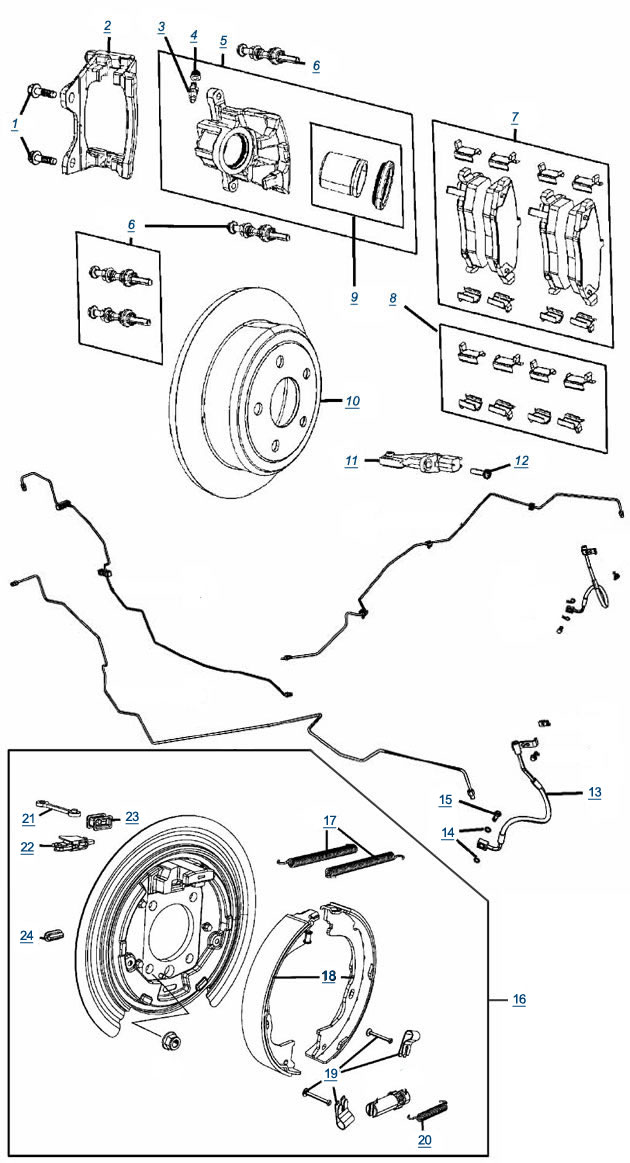 differential parts diagram 2008 toyota tundra  toyota