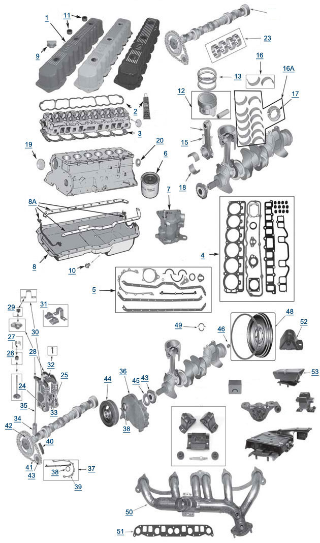HP PartList on wiring diagram for 2001 jeep grand cherokee laredo