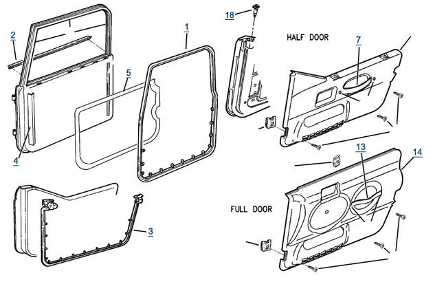 tj jeep window seal diagram  tj  free engine image for