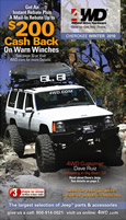 Jeep cherokee parts catalog