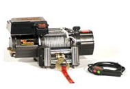 ATV Mile Marker Winch