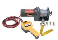 Utility Mile Marker Winch