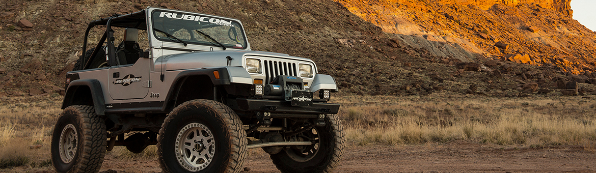Jeep Wrangler YJ Parts & Accessories - Best Wrangler YJ Off ... on