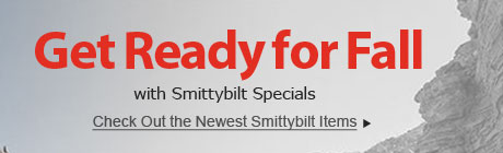 Get Ready for Fall with Smittybilt Specials
