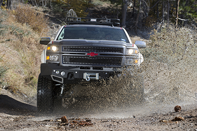 Choosing the best wheels and tires for your working truck