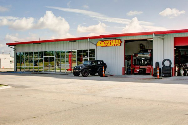 Truck & Jeep Parts, Accessories & Installation Near You