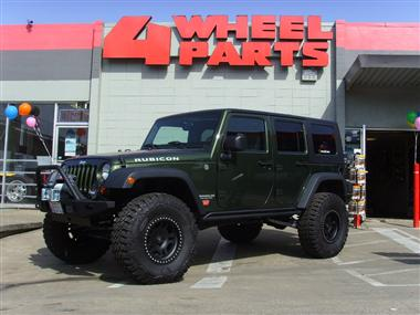 4 Wheel Parts Performance Center
