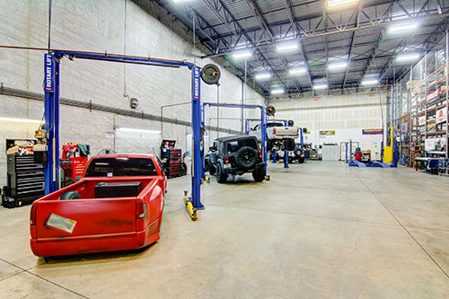 Jacksonville 4 Wheel Parts employs ASE Certified technicians