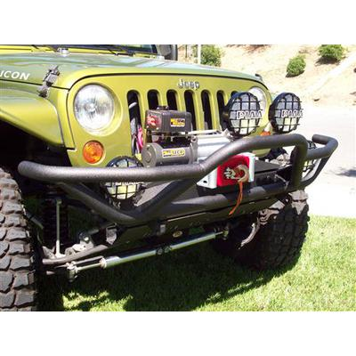 Body Armor 4X4 Tubular Front Bumpers