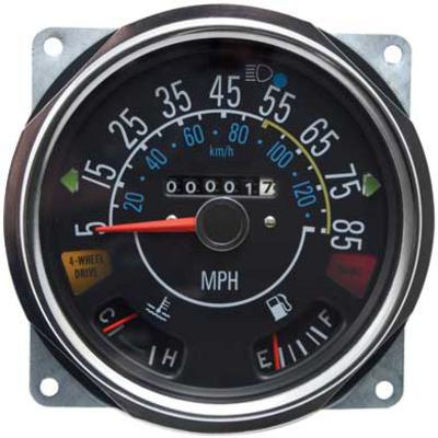 Crown Automotive Speedometer Assembly