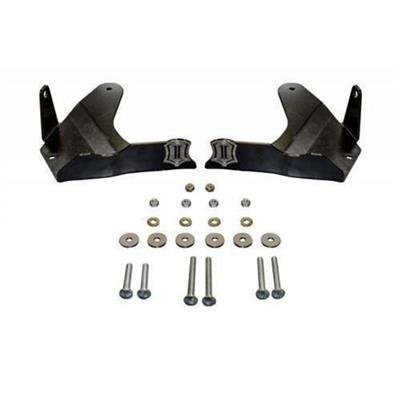 ICON Vehicle Dynamics Lower Control Arm Skid Plates