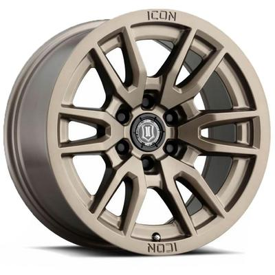 ICON Vehicle Dynamics Vector 6 Series Aluminum Wheels