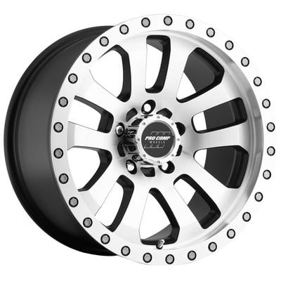 Pro Comp 36 Series Hell Dorado Machined Alloy Wheels