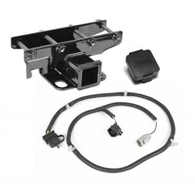 Rugged Ridge Trailer Hitch Kit