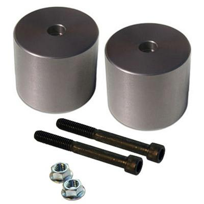 Synergy Manufacturing 2 Inch Front Bump Stop Spacer Kits
