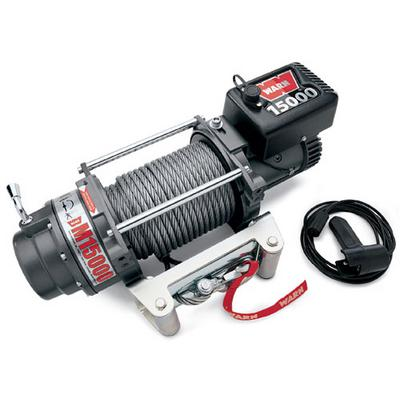 Warn M15000 Self Recovery Winch 4wheelparts Com
