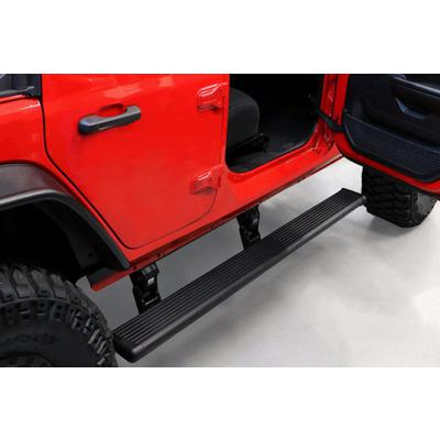 Electric Running Boards >> Amp Research Powerstep Electric Running Boards Black 75135 01a