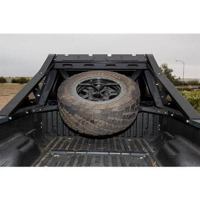 Image of Addictive Desert Designs HoneyBadger Chase Rack Tire Carrier - C09552NA01NA
