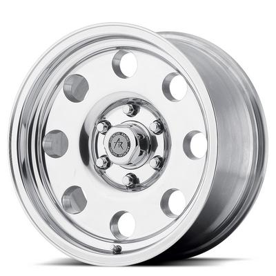 American Racing Baja, 15x8 Wheel with 6 on 5.5 Bolt Pattern - Polished - AR1725884