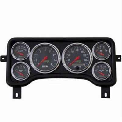 Image of Auto Meter TJ Direct Fit Gauge Panel - 5381