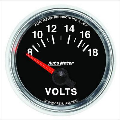 Image of Auto Meter GS Electric Voltmeter - 3892