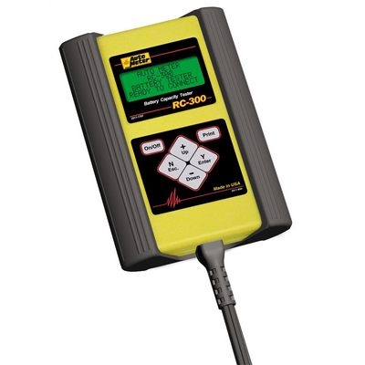 Auto Meter Battery Tester - RC-300