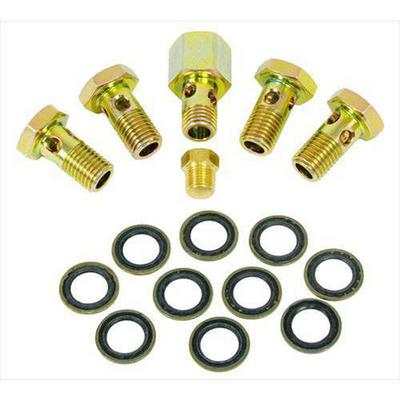 Bd Diesel Fuel Line Banjo Bolt Upgrade Kit - 1050215