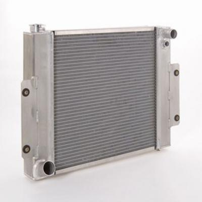 Image of Be Cool Replacement Aluminum Radiator for Manual Transmission with AMC Engines - 60027