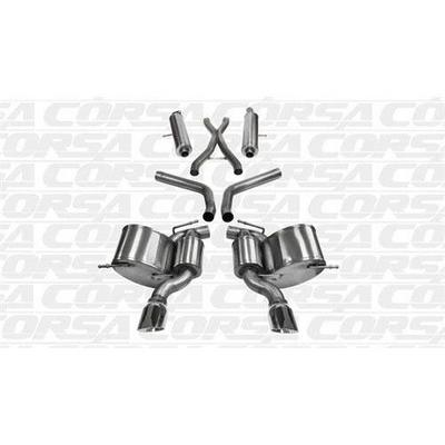 Corsa Sport Cat-Back Exhaust System - 14466