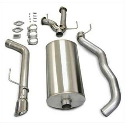 Corsa Touring Cat-Back Exhaust System - 14573