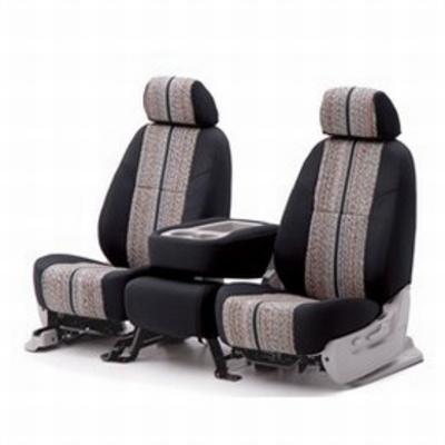 Image of Coverking Custom Seat Cover (Charcoal Gray) - CSC1D1JP7045