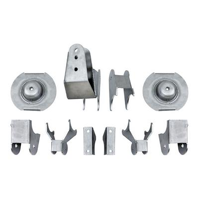 Image of Currie Rear Suspension Bracket Set - CE-7100