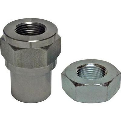 Currie Threaded Bung With Jam Nut - CE-9112BL