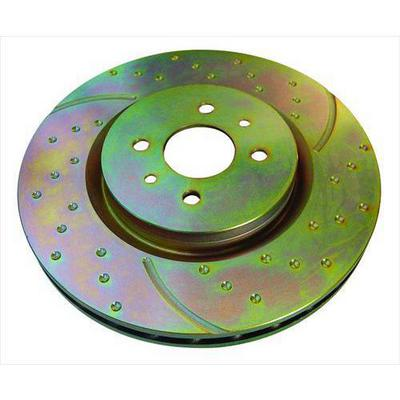 Image of EBC 3GD Series Sport Slotted Rotors