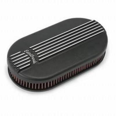 Edelbrock Classic Series Air Cleaner (Coated) - 41153