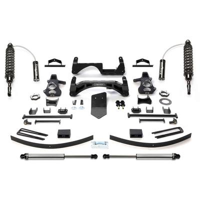 Fabtech 6 Inch Performance Lift Kit w/Dirt Logic SS 2.5 Coilovers - K1115DL
