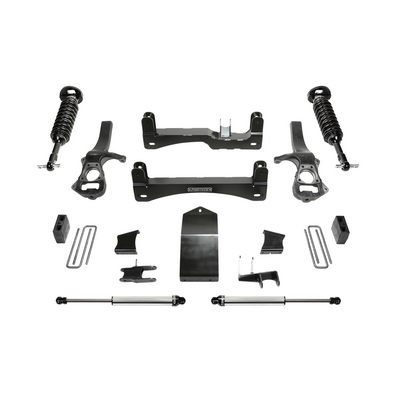 Fabtech 6 Inch Performance Lift System with Dirt Logic Shocks - K1133DL