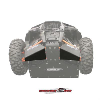 Image of Factory UTV 3/8 Inch UHMW A-Arm Guards - XPAARMS