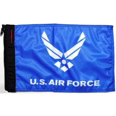 Image of Forever Wave Flag - Air Force (Blue) - 5001