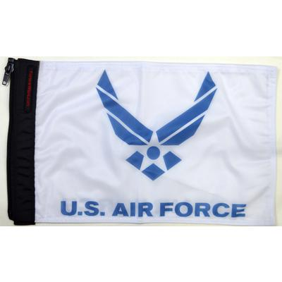 Image of Forever Wave Flag - Air Force (White) - 5232