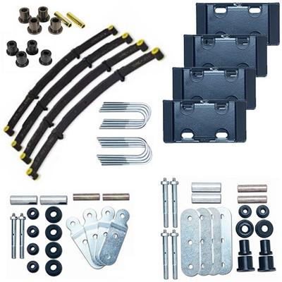 Image of Genuine Packages YJ Spring Conversion Kit - 7686CJYJOME