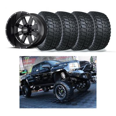 Bullet Proof Tires >> Genuine Packages Bulletproof 10 12 Option 1 Lift Kit With Moto
