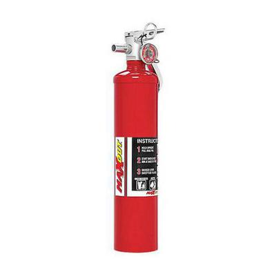 Image of H3R Performance 2.5 lb. MaxOut Red Dry Chemical Fire Extinguisher - MX250R