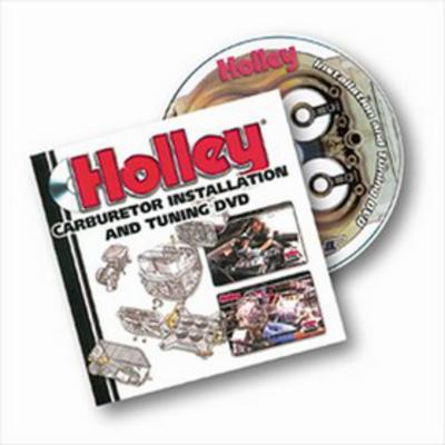 Image of Holley Performance Carburetor Installation And Tuning DVD - HOL36-378
