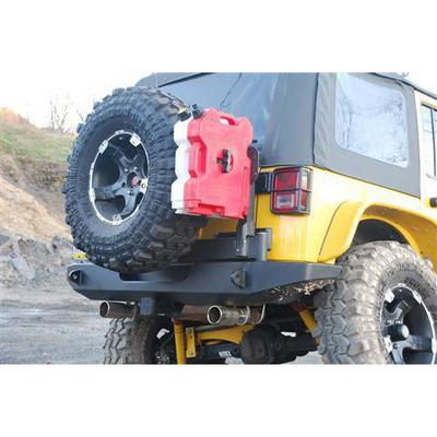 Hyline Offroad Swingout Tire Carrier Assembly - 400.200.130
