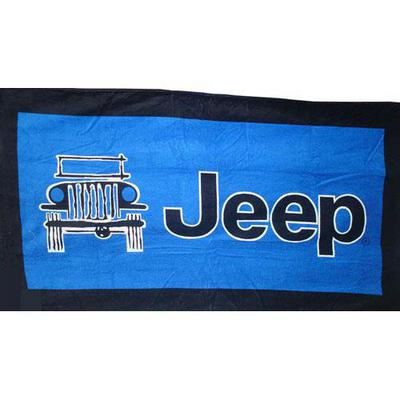 INSYNC Business Solutions Jeep Seat Towel (Blue) - T2G100B