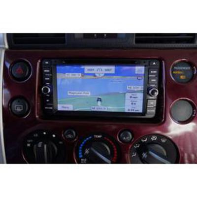 Insane Audio In-dash Navigation and Multimedia Entertainment System - FJ1001